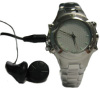 MP3-flash Watch - 128Mb (Silver)