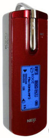 NEXX NF-355 Red - 1024Mb