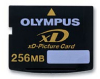xD-Picture Card 0256mb OLYMPUS Retail