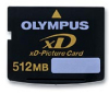 xD-Picture Card 0512mb OLYMPUS Retail
